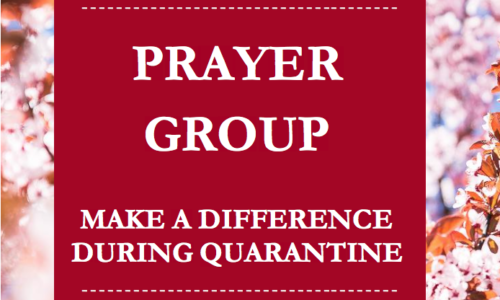 Tuesday Prayer Group